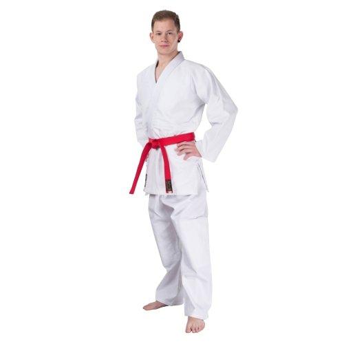 Judo ruha, Phoenix, Standard, 450 g, fehér, 190 méret