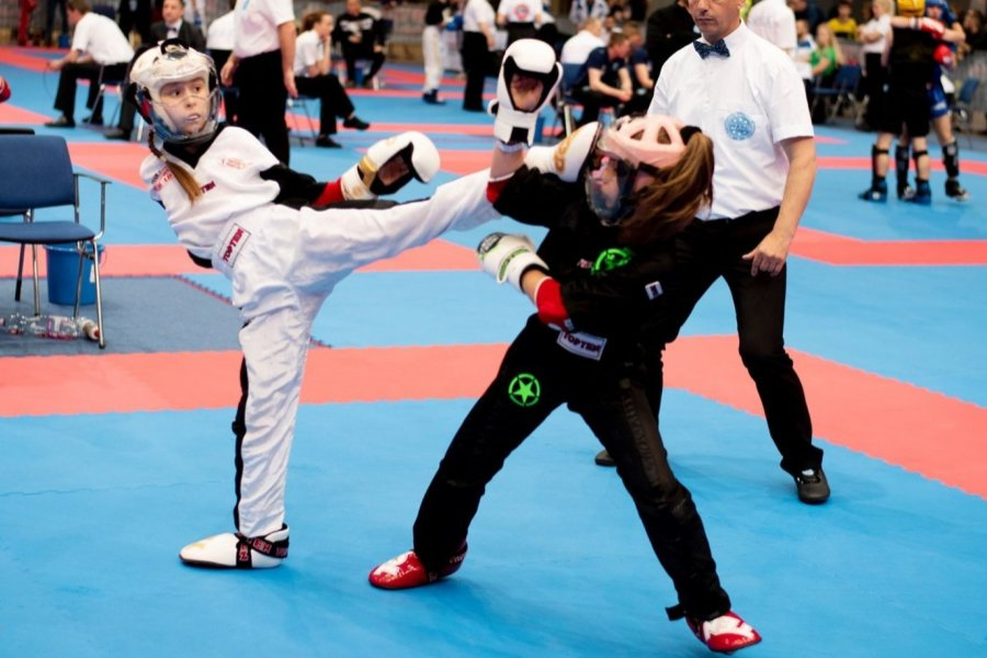 Olimpiai álmok a győri kick-box Eb-n