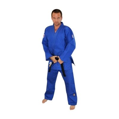 Judogi, Matsuru, IJF, Slim Fit, blue