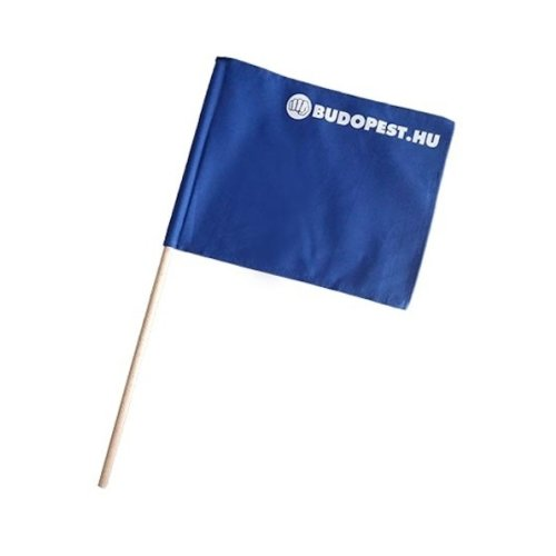Referee flag, WKF, blue