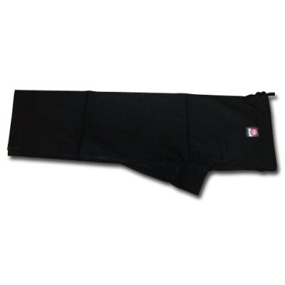 Karate Trousers, Saman, cotton, black