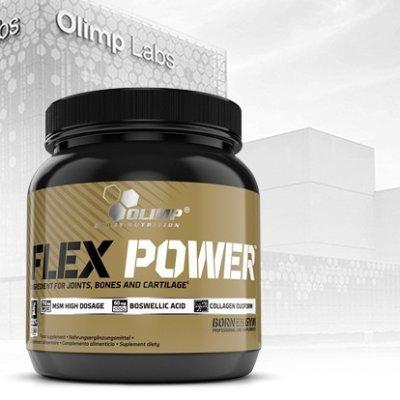 Olimp, FLEX POWER™, 504 g