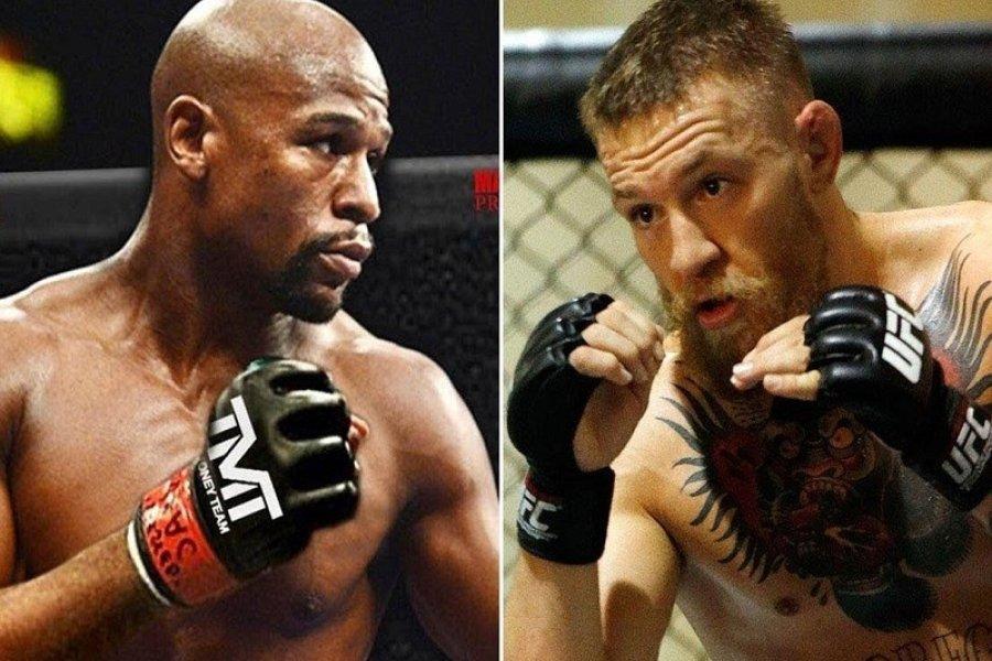 UFC: McGregor-Mayweather II a ketrecben?
