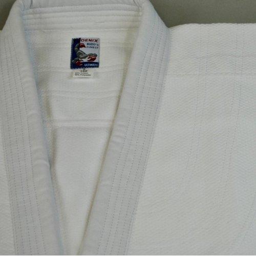 Judo ruha, Phoenix, Ultimate II, 800 g, fehér, 160 méret
