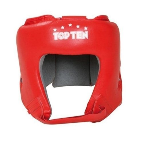 Boxe Headguard, TOP TEN, AIBA, blue