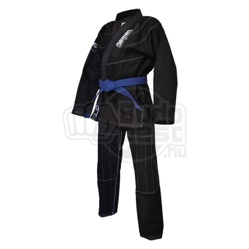 Ju-Jitsu uniform, Saman Kid, black, Y1 méret