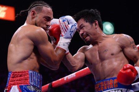 Manny Pacquiao tovább írta a boxtörténelmet