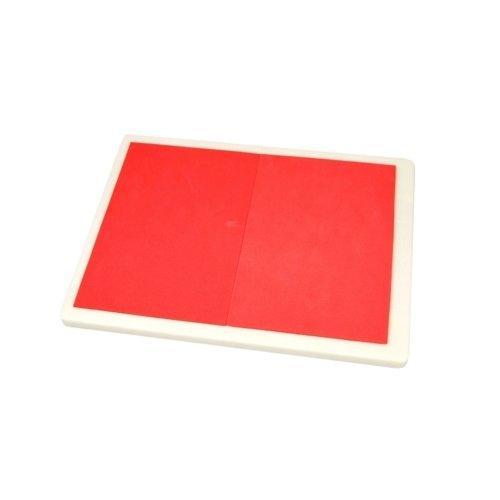 Törőlap, Phoenix, piros, 1,5cm vastag