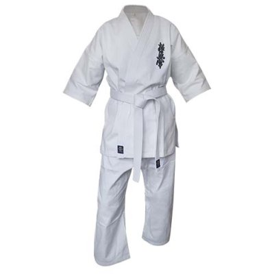Kyokushin Karate Uniform, Saman, Kyo Phoenix, white