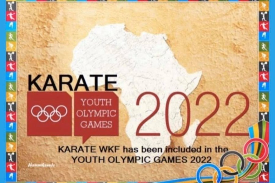 A 2022-es ifjúsági olimpián is ott lesz a karate
