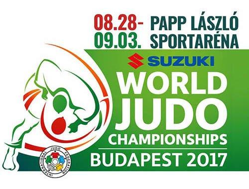 Jövő héten indul Budapesten a SUZUKI JUDO VILÁGBAJNOKSÁG!
