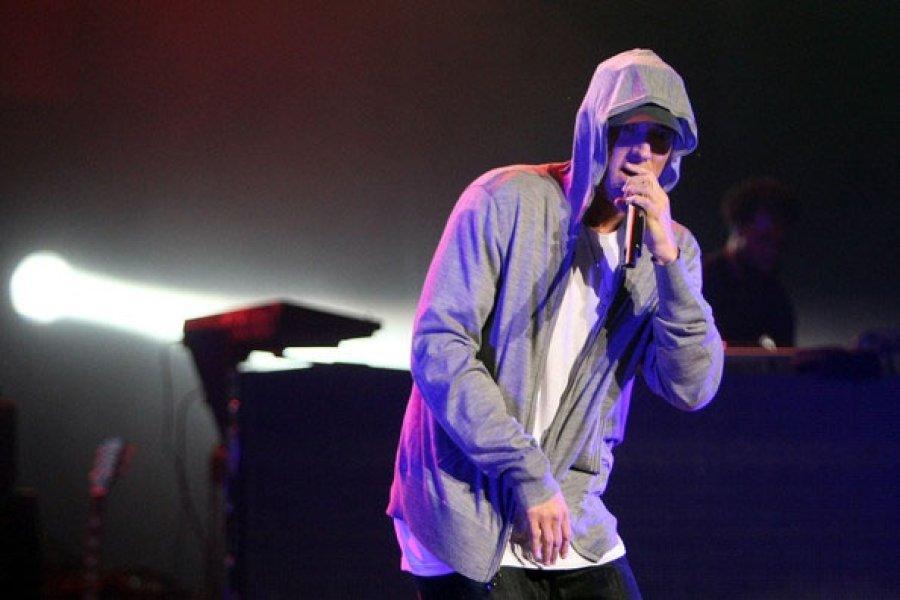 Eminem zenéi 10%-al növelik az edzésteljesítményt