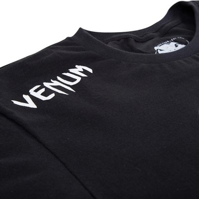T-shirt for Men, Venum, Challenger, cotton, black