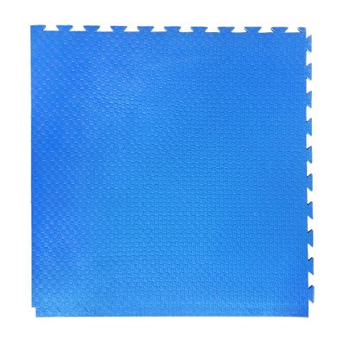 Karate and Judo Tatami, Basic Puzzle, blue