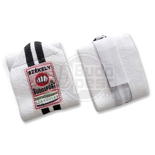 Wrist Support, Székely, white with black stripe