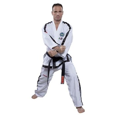 "Taekwon-Do Instructor Dobok ""Diamond"" (4th - 6th Dan) (ITF approved)"