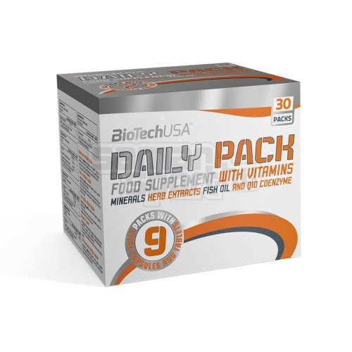 Biotech Daily Pack, 30 Packs