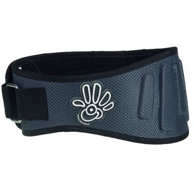 "Weight-lifter belt, Madmax, Extreme 6"", synthetic fabric"