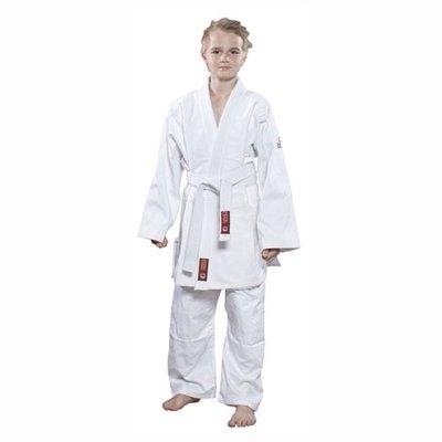 Judo uniform, Hayashi, Kirin, white 550g