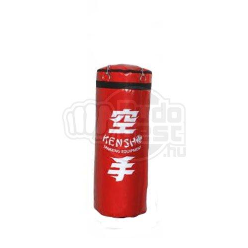 Punching Bag, Kensho, PU, red, 100x40 cm méret