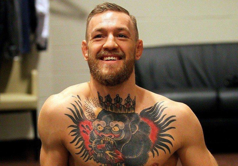 McGregor megásta saját sírját