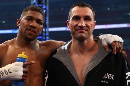 Vlagyimir Klicsko reméli, hogy Joshua vissza tud vágni