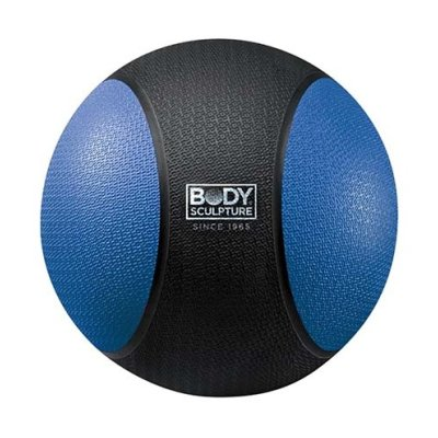 Medicine ball 3 kg, rubber, Body Sculpture