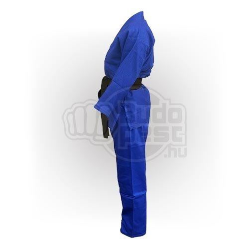 Judo ruha, Saman, Advanced, 450g, pamut, kék