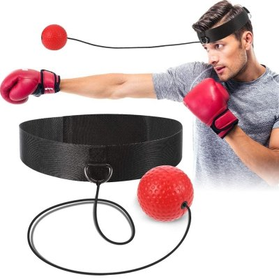 Focus Reflex ball set, with elastic band, adjustable