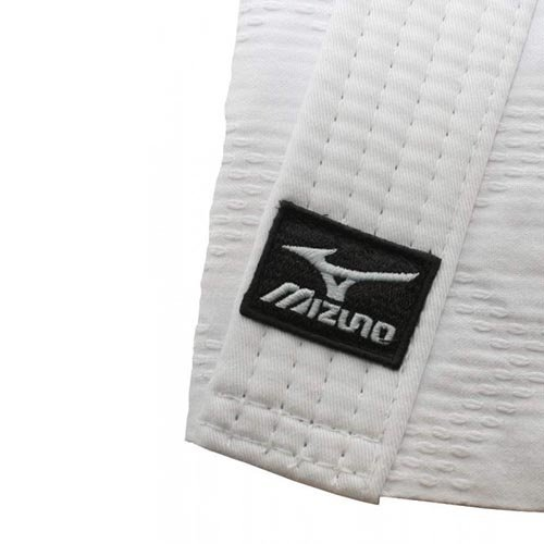 Judo ruha, Mizuno, Shiai, 930g, fehér, 155 cm (2.5) méret