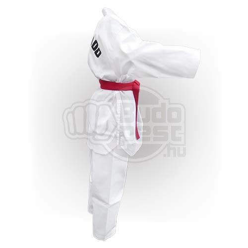 Taekwondo Uniform WTF, Saman, Advanced, cotton/poly, white, 200 size