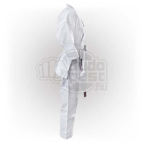 Kyokushin Karate Uniform, Saman, white, canvas, 140 méret