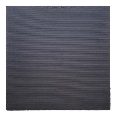 Judo Tatami, 1m*1m*4cm, Doitsu, szürke-fekete