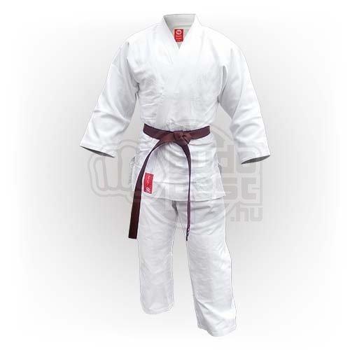 Judo ruha, Saman, Advanced, 450g, pamut, fehér, 170 cm méret