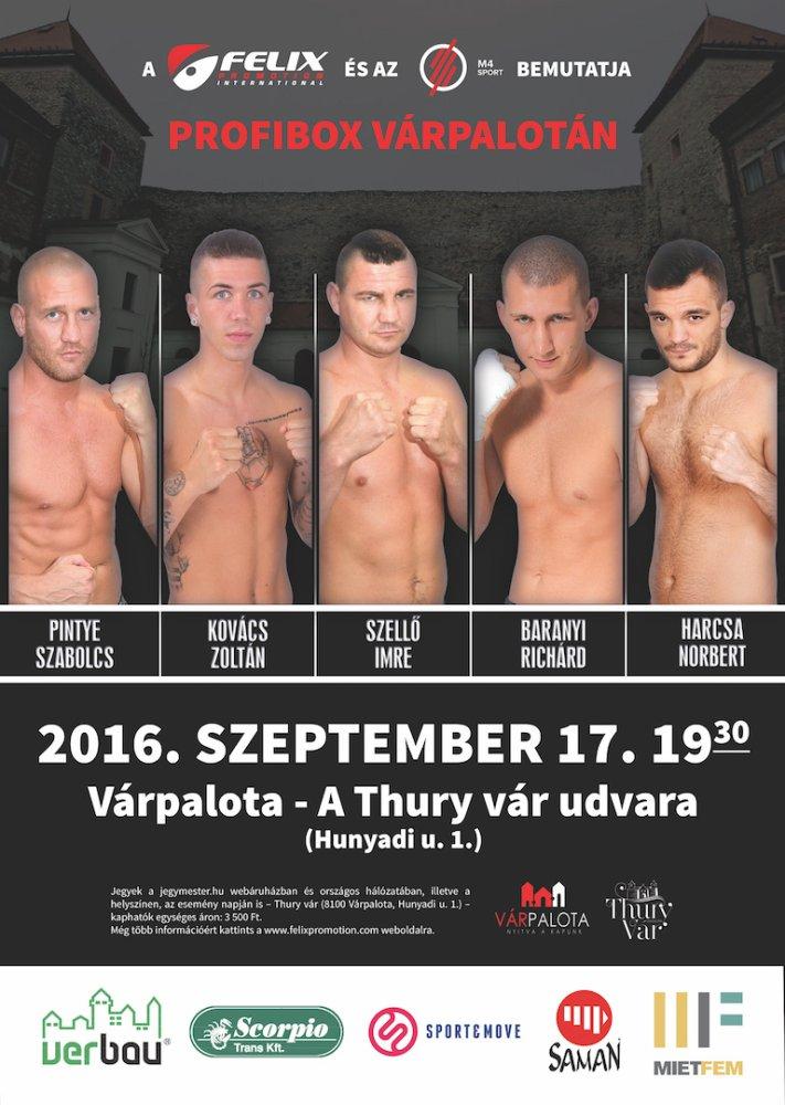 Két WBO címmérkőzéssel rajtol az őszi szezon