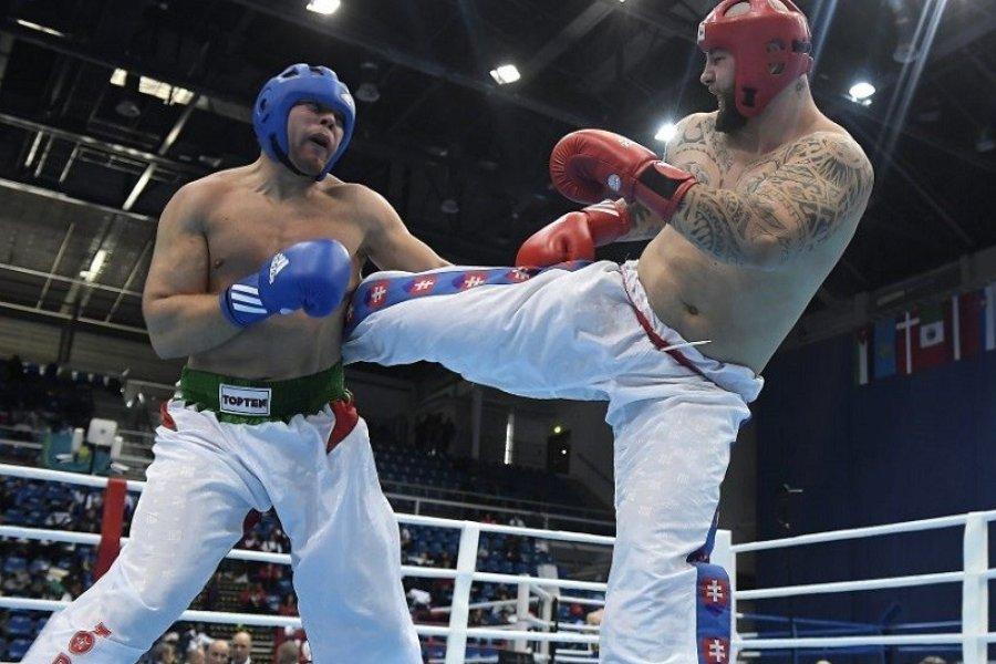 Az év egyik legrangosabb kick-box versenye lesz Budapesten a hétvégén