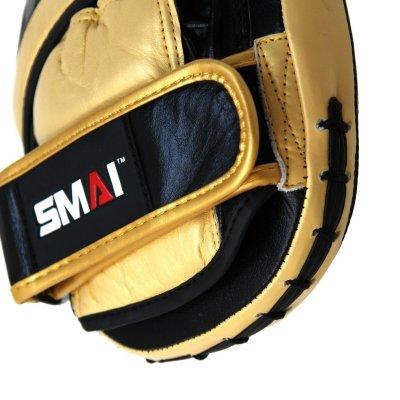 Pontkesztyű, SMAI, Mexikói Micro, arany/fekete