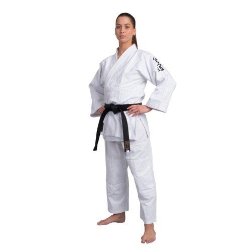 Aikido Gi, Phorenix,  450 g, white, 160 size (BJJ)
