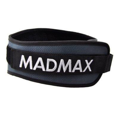 """Súlyemelő öv, Madmax, Extreme 6"""", szintetikus"""