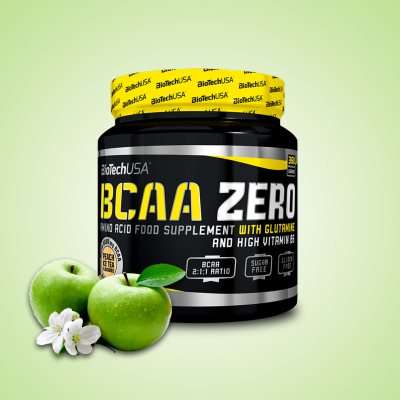 Biotech, BCAA Zero Amino Acid, 360 g, Apple