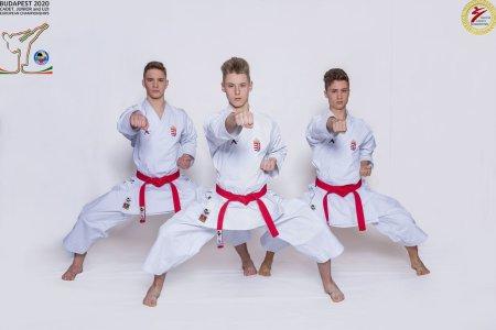 Rekordlétszámú magyar csapat a budapesti karate Eb-n