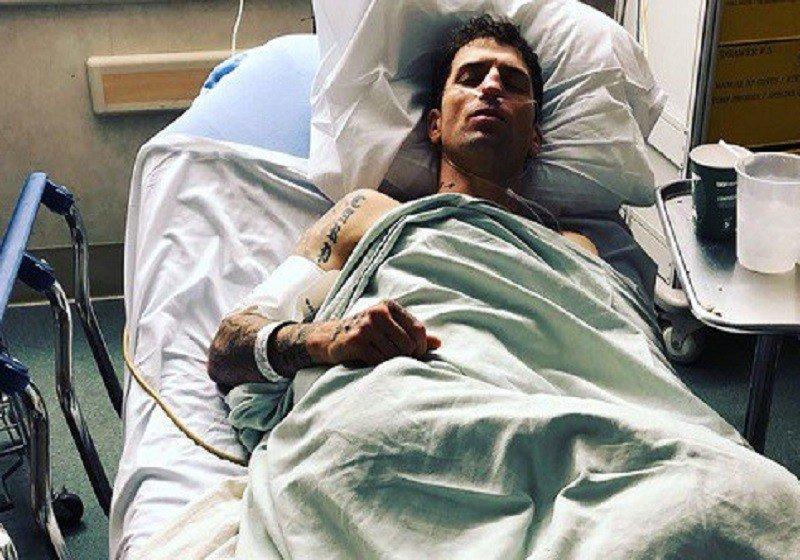 Kórházban végződött a harcos fogyasztása