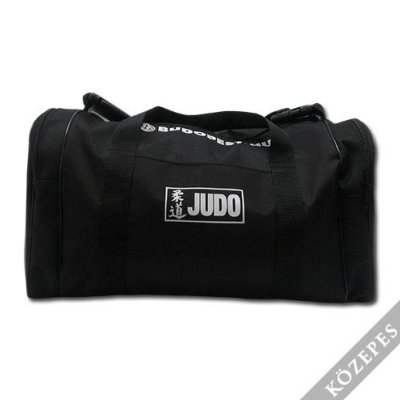 Judo sportbag, Saman, Black, Medium size