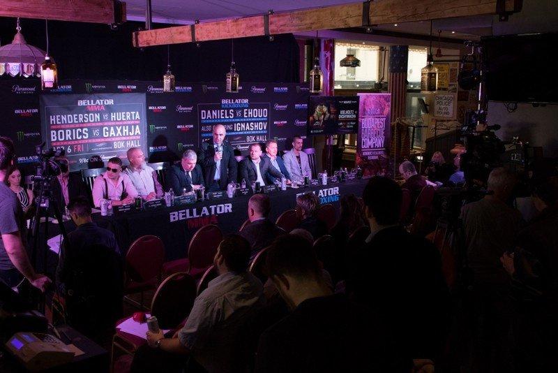 Világsztárokkal tér vissza a Bellator Budapestre