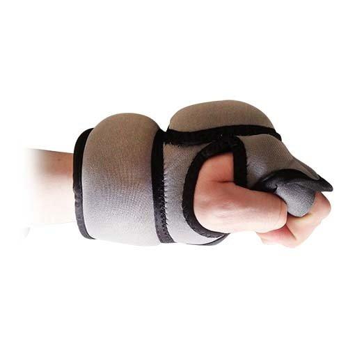 Weighted gloves, 2x0,25 kg, Body Sculpture