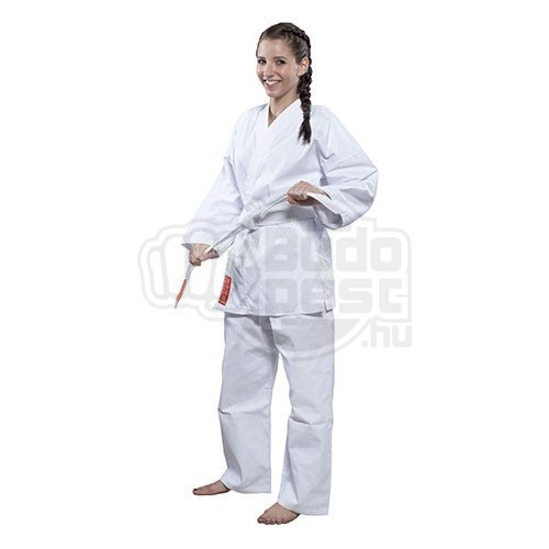Karate uniform, Hayashi, Heian, WKF, white, 140 size