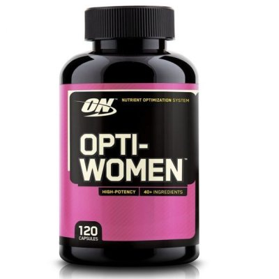 ON, Opti-Women, 120 tablets
