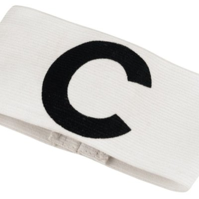 Captainband, white
