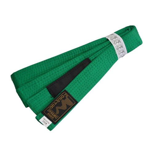 BJJ Belt, for Children, green, 240 méret