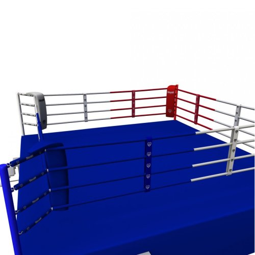 Competition Boxing Ring, Saman, 7,5x7,5m, 4 soros
